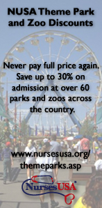 NUSA Theme Park and Zoo Discount Program